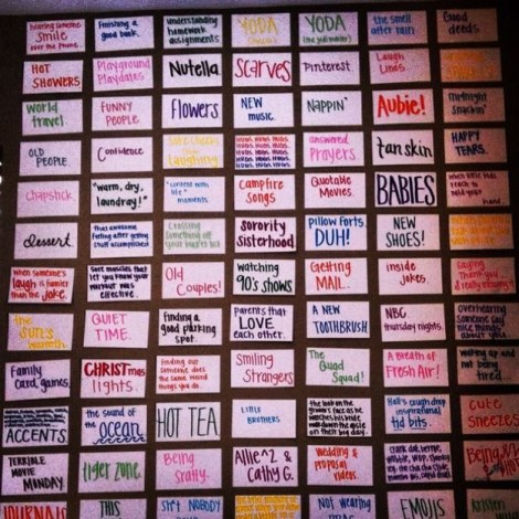 Wall of Happiness