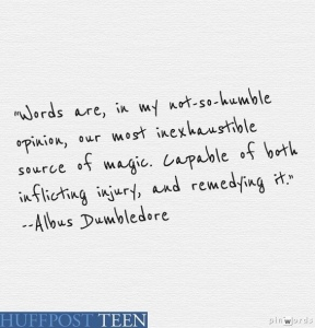 Dumbledore quote